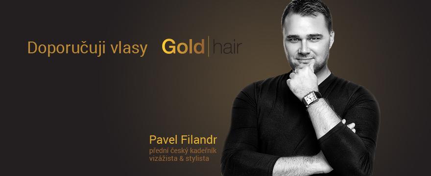 PAVEL FILANDR - GOLD HAIR